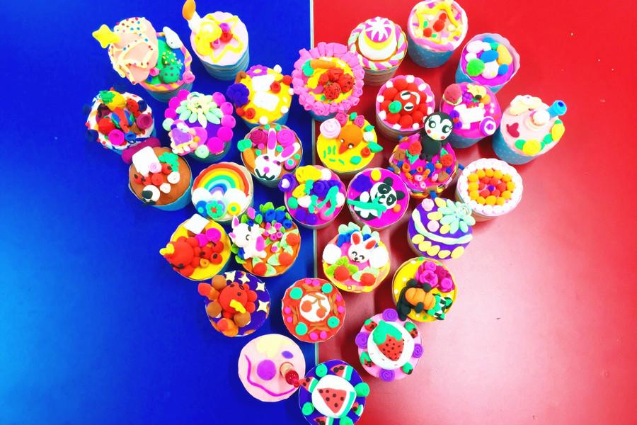纸杯制作花朵图片步骤